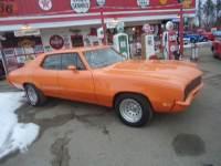 1972 Buick Skylark 4 dr ht