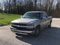 Pre-Owned 2002 Chevrolet Silverado 1500 Ext Cab 143.5 WB LS RWD Extended Cab Pickup