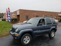 2002 Jeep Liberty Limited 4dr 4WD SUV