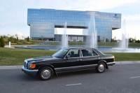 1990 Mercedes-Benz 560-Class 560 SEL 4dr Sedan