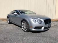 2014 Bentley Continental GT V8 AWD 2dr Coupe