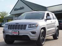 Certified Pre-Owned 2015 Jeep Grand Cherokee Altitude 4x4 Altitude SUV in Warwick near Ramsey, NJ