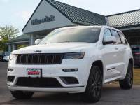 Certified Pre-Owned 2018 Jeep Grand Cherokee High Altitude 4x4 High Altitude SUV in Warwick near Ramsey, NJ