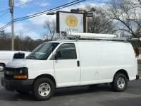 2010 Chevrolet Express Cargo 2500 3dr Cargo Van w/ 1WT