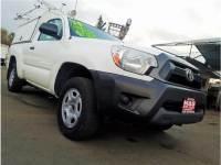 2014 Toyota Tacoma 4x2 2dr Regular Cab 6.1 ft SB 4A