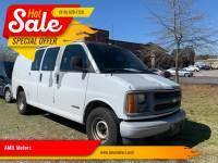 2002 Chevrolet Express Cargo 1500 3dr Van