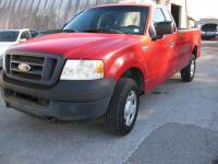 2005 Ford F-150 2dr Regular Cab XL 4WD Styleside 8 ft. LB