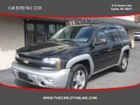 2005 Chevrolet TrailBlazer LS Sport Utility 4D