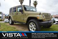 2013 Jeep Wrangler Unlimited Sahara SUV 6