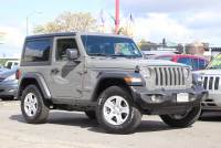 2018 Jeep Wrangler All New Sport S SUV