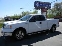 2005 Ford F-150 4dr SuperCab Lariat Rwd Styleside 5.5 ft. SB