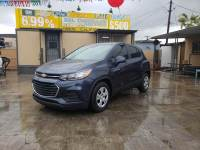 2018 Chevrolet Trax LS 4dr Crossover