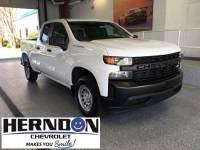 2019 Chevrolet Silverado 1500 4x2 Work Truck 4dr Double Cab 6.6 ft. SB