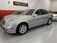 2004 Mercedes-Benz E-Class E 320 4dr Sedan