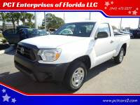 2014 Toyota Tacoma 4x2 2dr Regular Cab 6.1 ft SB 4A