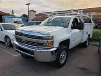 2017 Chevrolet Silverado 2500HD 4x4 Work Truck 2dr Regular Cab LB