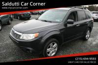 2009 Subaru Forester AWD 2.5 X Limited 4dr Wagon 4A w/Navigation