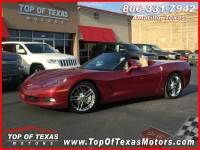 2007 Chevrolet Corvette convertible, power top