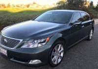 2009 Lexus LS 600h L AWD 4dr Sedan