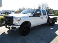 2012 Ford F-350 Super Duty 4x4 XL 4dr Crew Cab 176 in. WB DRW Chassis