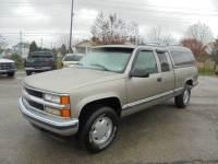 1998 Chevrolet C/K 1500 Series 2dr K1500 Silverado 4WD Extended Cab SB