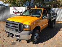 2007 Ford F-350 Super Duty XL 2dr Regular Cab 4WD LB DRW