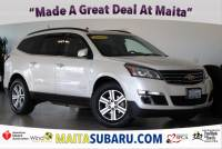 Used 2015 Chevrolet Traverse LT Available in Sacramento CA