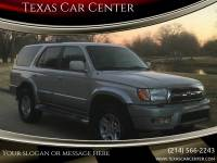 1999 Toyota 4Runner Limited 4dr SUV