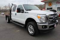 2013 Ford F-350 Super Duty 4x4 XLT 4dr Crew Cab 8 ft. LB SRW Pickup
