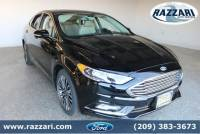 Used 2017 Ford Fusion SE Sedan in Merced, CA