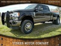 2019 Ford F-350 Super Duty 4x4 King Ranch 4dr Crew Cab 8 ft. LB DRW Pickup