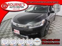 2016 Honda Accord Touring w/ Navigation,Leather,Heated Front Seats,