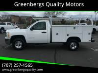 2008 Chevrolet Silverado 2500HD 4X2 2dr Regular Cab