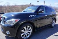 2011 Infiniti QX56 4x4 4dr SUV w/ Split Bench Seat Package
