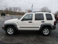 2005 Jeep Liberty 4dr Sport Turbodiesel 4WD SUV
