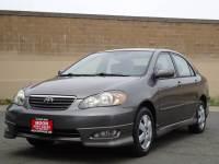2007 Toyota Corolla S 4dr Sedan (1.8L I4 4A)
