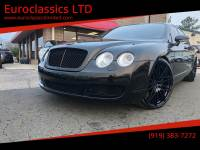 2006 Bentley Continental AWD Flying Spur 4dr Sedan