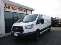 2015 Ford Transit Cargo 250 3dr LWB Low Roof Cargo Van w/60/40 Passenger Side Doors