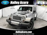 Pre-Owned 2012 Jeep Wrangler Unlimited Altitude in Atlanta GA
