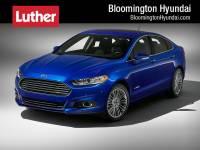 2013 Ford Fusion Hybrid Titanium in Bloomington