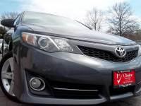2013 Toyota Camry SE 4dr Sedan