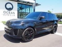 2019 Land Rover Range Rover Sport AWD SVR 4dr SUV