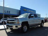 Pre-Owned 2015 Chevrolet Silverado 2500HD Built After Aug 14 Crew Cab Standard Box 4-Wheel Drive LTZ VIN 1GC1KWE8XFF666028 Stock Number 25165B