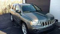 2013 Jeep Compass 4x4 Limited 4dr SUV