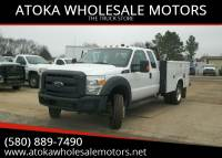 2013 Ford F-450 Super Duty 4X4 4dr SuperCab 161.8 in. WB