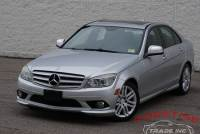 2008 Mercedes-Benz C-Class AWD C 300 Sport 4MATIC 4dr Sedan