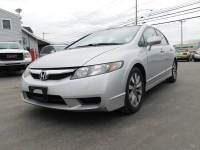 2009 Honda Civic EX-L 4dr Sedan 5A