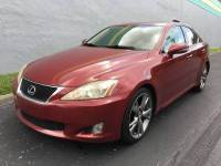 2009 Lexus IS 350 4dr Sedan