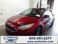 Used 2016 Ford Focus For Sale Hickory, NC | Gastonia | P556