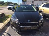 2018 Ford Focus SEL 4dr Hatchback